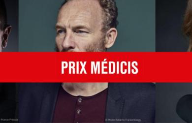 Prix littéraire : première sélection prix Médicis 2020