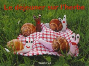 livre automne maternelle : Le déjeuner sur l'herbe d'Isabelle Gil