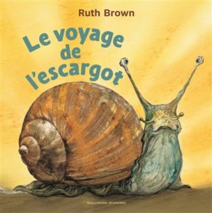 Album automne : le voyage de l'escargot de Ruth Brown