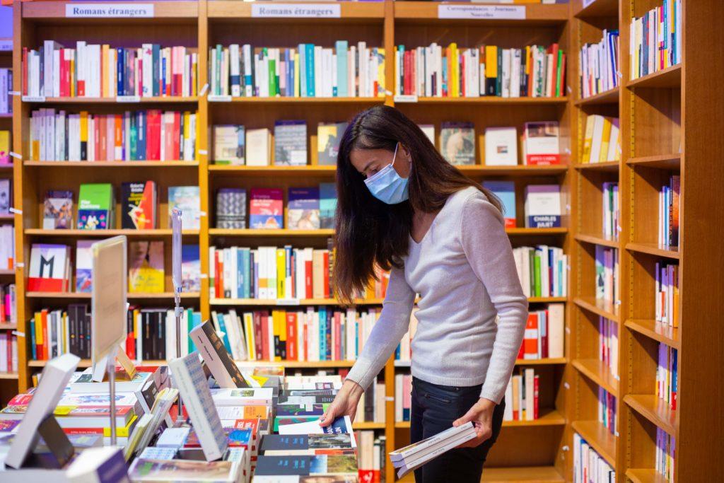 Conseil librairie arthaud