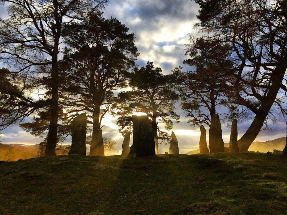 Craigh Na Dun Outlander : legende celte