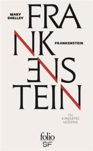 Frankenstein de Mary Shelley : roman d'horreur