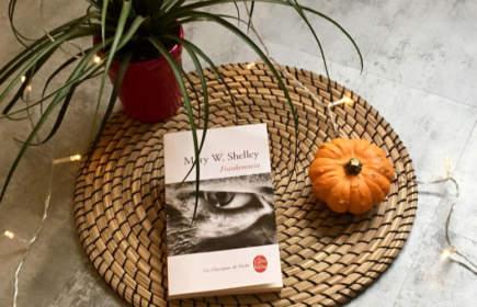 Frankenstein ou le Prométhée moderne : un roman de Mary Shele