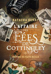 L'affaire des fées de Cottingley : un livre Halloween