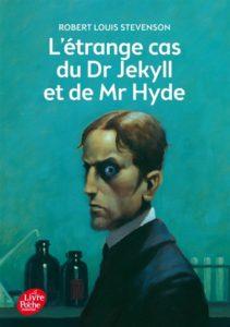 L'étrange cas du Dr Jekyll et de Mr Hyde : livre qui fait peur