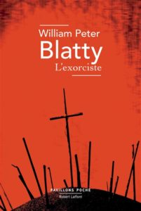 L'Exorciste de Peter William Blatty : livre horreur