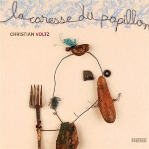La caresse du papillon de Christian Voltz : un livre sur la mort