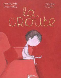 La croute de Charlotte Moundlic : un livre sur le deuil