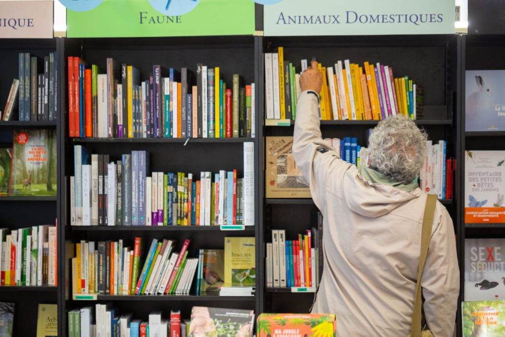La librairie Arthaud