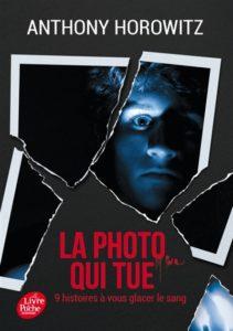 La photo qui tue : un livre Halloween