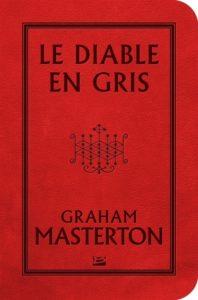L'homme en gris de Graham Masterton : livre qui fait peur
