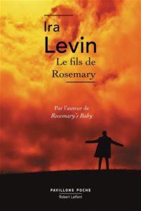 Le fils de Rosemary d'Ira Levin : livre Halloween