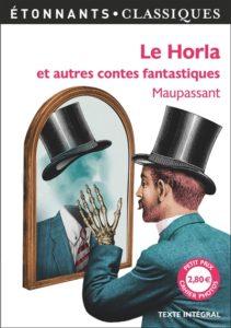 Le Horla de Guy de Maupassant : livre qui fait peur