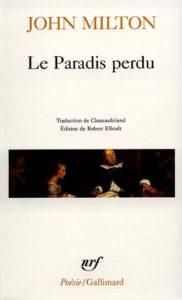 Le Paradis perdu de Milton : influence Frankenstein roman