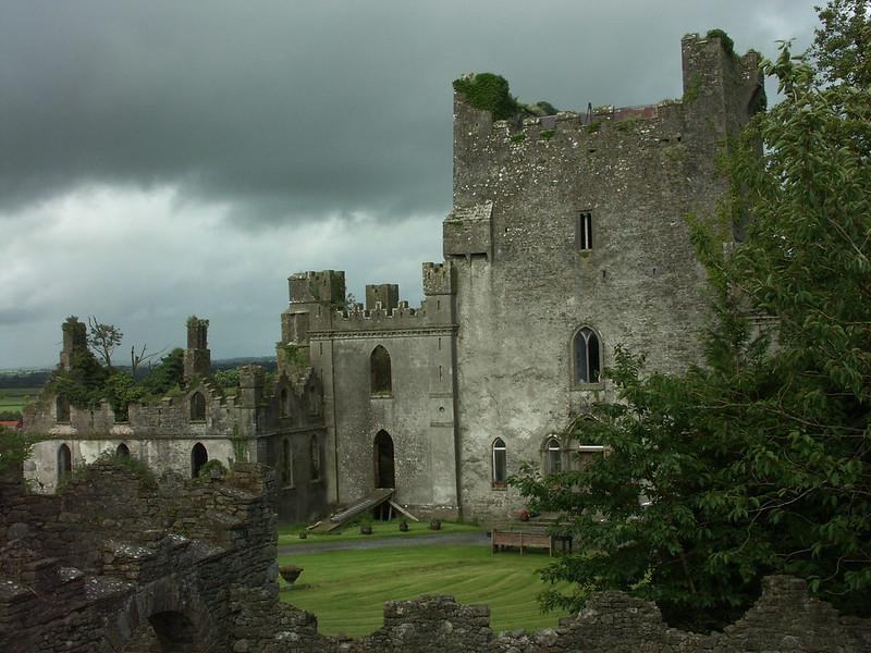 Leap castle : legende celte