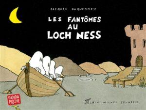 Les fantômes au Loch Ness de Jacques Dunnenoy : legende celte