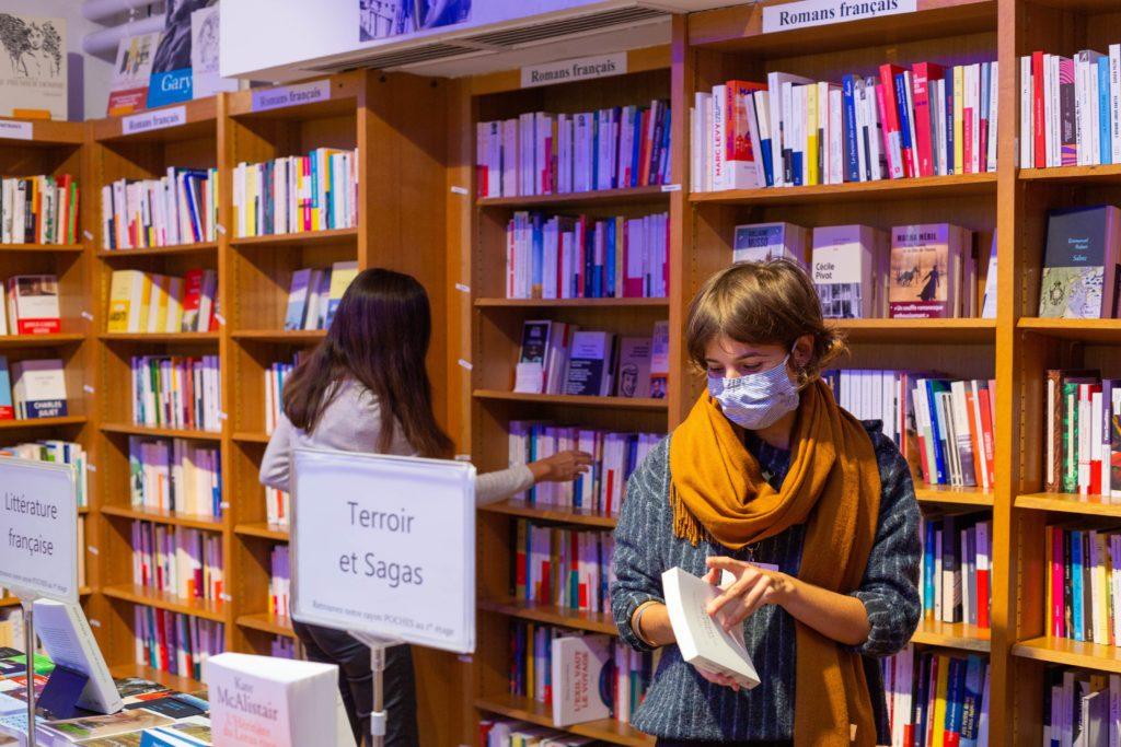 Les libraires de la Librairie Arthaud