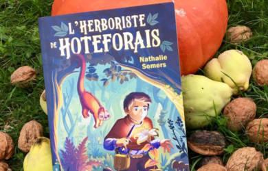 L herboriste de Hoteforais : livre herboriste