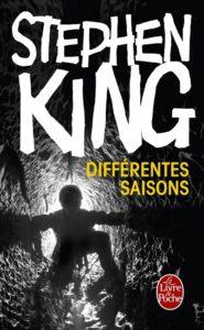 livre sur l'automne : Différentes saisons de Stephen King