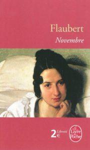 livres automne : Novembre de Flaubert