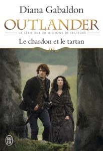 Lecture d'automne : Outlander tome 1 : Le chardon et le tartan de Diana Gabaldon