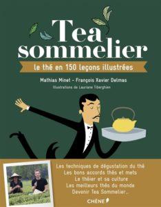 livre sur l'automne : tea sommelier