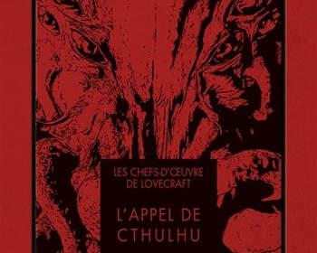 L'Appel de Cthulhu : nouvelle BD de Gou Tanabe, adaption roman Lovecraft