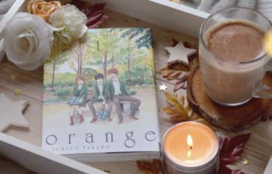 Orange manga d'Ichigo Takano
