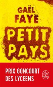 Petit pays de Gaël Faye : prix goncourt des lycéens 2016