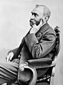 Créateur des prix Nobel : Alfred Nobel