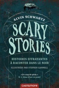 Scary Stories : un livre Halloween