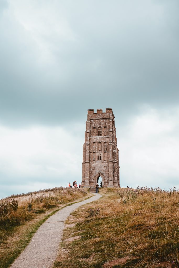 Glastonbury Tor : légendes celtes