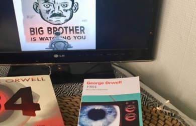 1984 de George Orwell et Fido Nesti - BD