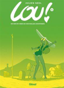 BD Lou tome 8 de Julien Neel