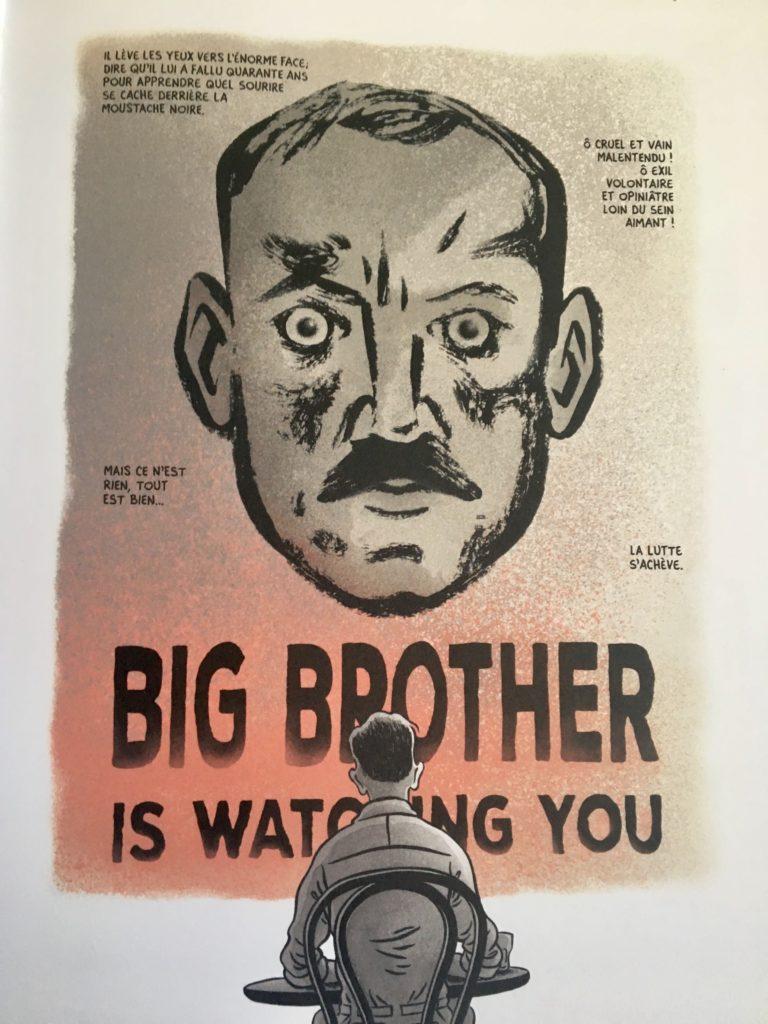 1984 de George Orwell par Fido Nesti