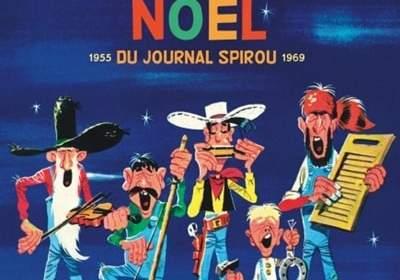 Contes de Noël du journal Spirou : nouvelle BD