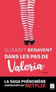 Dans les pas de Valeria : serie livre
