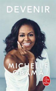 Devenir : un livre de Michelle Obama