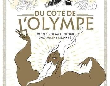 Du côté de l'Olympe : une nouvelle BD sur la mythologie