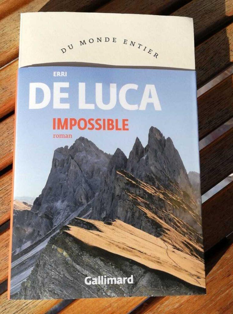 Impossible : nouveau roman d'Erri de Luca