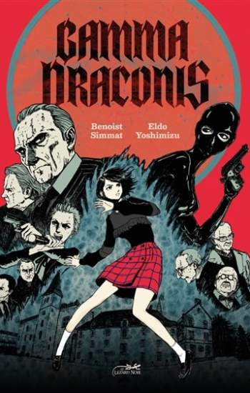 Gamma Draconis : nouveau manga