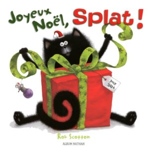 Joyeux Noël, Splat ! : livre de Noël pour enfants
