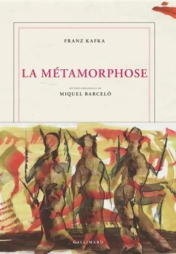 La Métamorphose : un roman de Franz Kafka