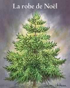 La robe de Noël : livre de Noël pour enfants