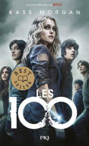 Les 100 : livre serie