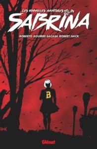 Les nouvelles aventures de Sabrina : livre serie