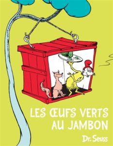 Les œufs verts au jambon : livre série