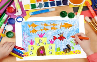 Comment occuper vos enfants durant le confinement ? : livre activité d'enfants