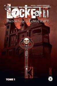 Locke and Key : livre serie