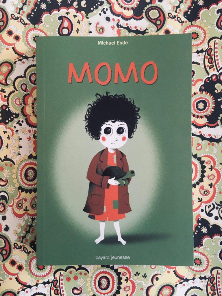Momo : roman de Michael Ende